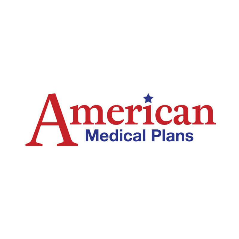 American Medical Plans Logo Design Project